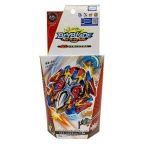 Beyblade B-120 Buster Xcalibur.1'.Sw Spin Top With Launcher