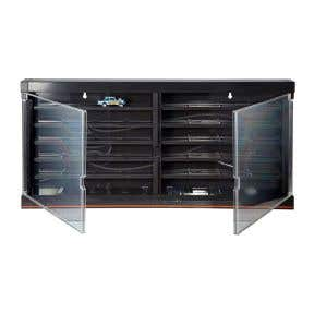 Hot Wheels GND88 Premium Collector Vehicle Display Case