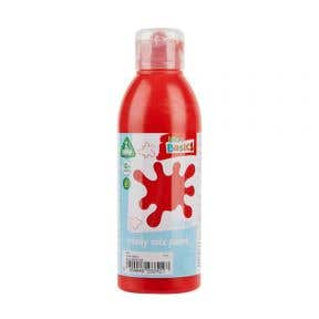 elc red ready mix 300ml paint