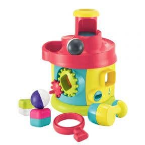 elc twist and turn activity house