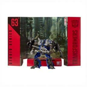 Transformers Generations Series Deluxe Class Dark of the Moon Topspin