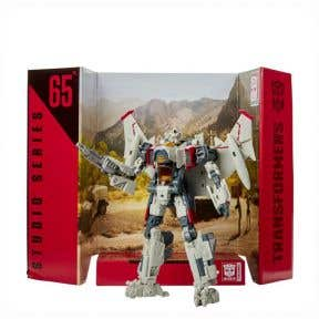 Transformers Generations 65 Voyager Bumblebee Movie Blitzwing