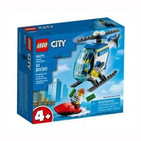 LEGO City Police Helicopter
