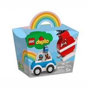 LEGO Duplo Helicopter & Police
