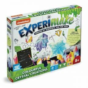 Addo Nickelodeon Experimake Colourful Crystal Creations