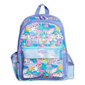 Smiggle Lil Mates Backpack id Junior Lilac