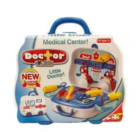 Busy Me Deluxe Medical Centre Case