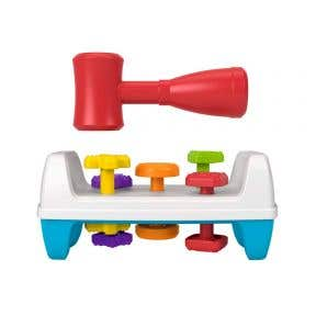 Fisher Price Tap And Turn Bench