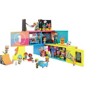 LOL  Surprise Clubhouse Playset