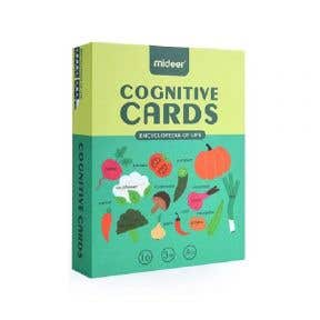 Mideer Cognitive Cards-Encyclopedia of Life
