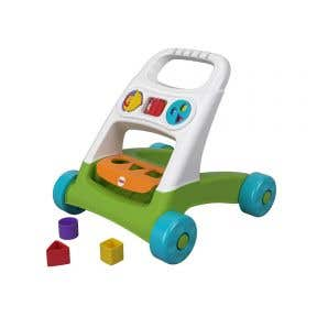 Fisher Price Infant ECL Busy Activity Walker