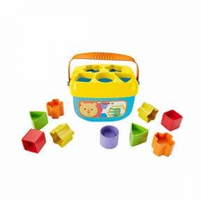 Fisher Price Infant Baby's First Blocks