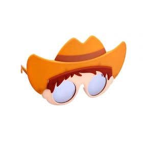 Sun-Staches® Cowboy Lil' Characters