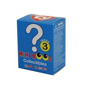 Beanie Boos Collectibles Series 3 Mini Figures (Assorted Colour)